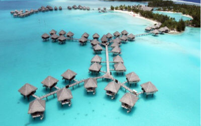 World's Best Over Water Bungalows