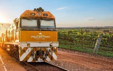 NEW Australian Rail Journey! Great Southern.