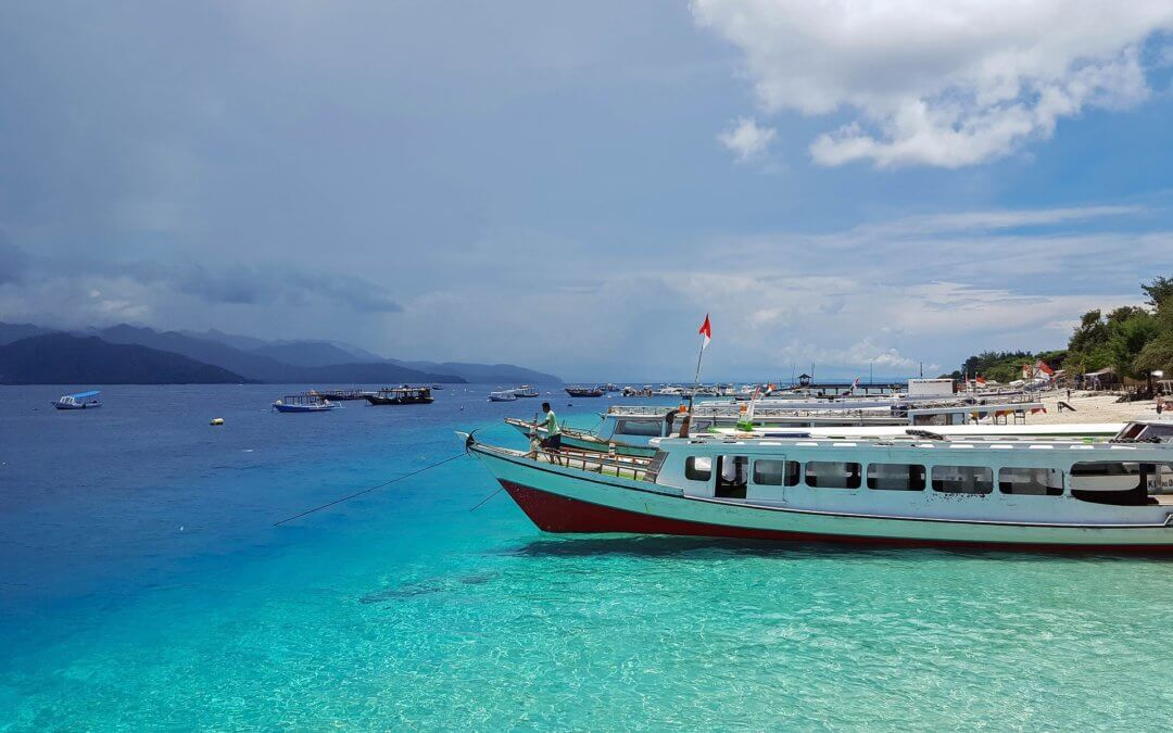 Travel to Gili Islands, Lombok