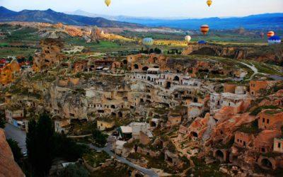 Fascinating Cappadocia, Turkey
