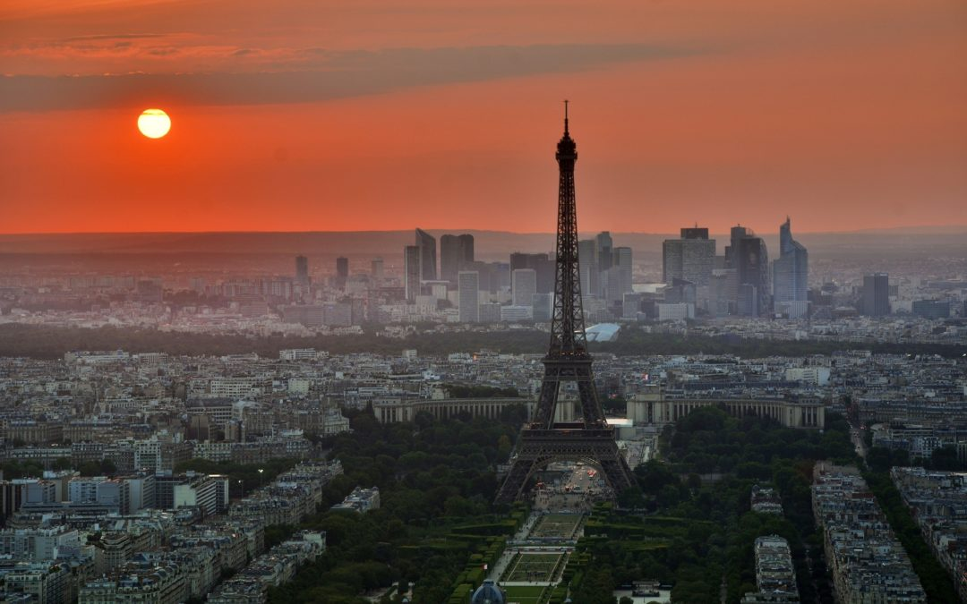 5 Reasons we Love Paris