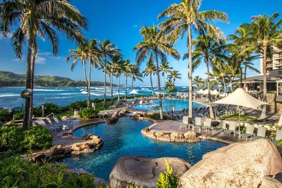 Thinking Hawaii? Turtle Bay Resort is a must!