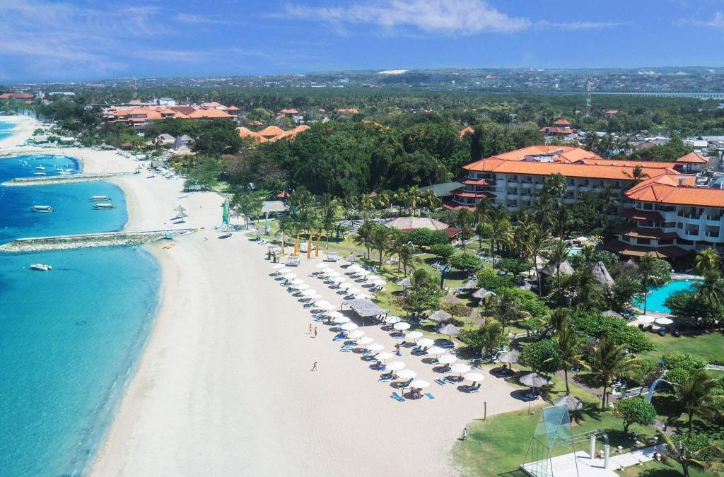 Luxury Escapes – Grand Mirage Resort & Thalasso Bali