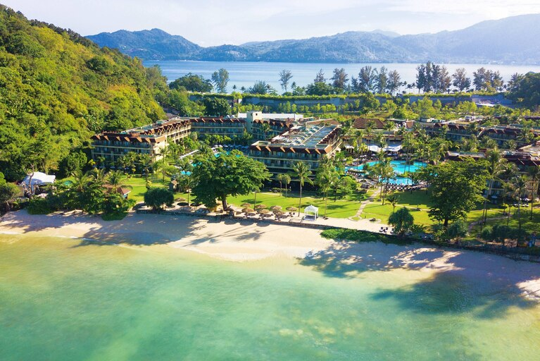 $2599pp All Inclusive 8 Nights Phuket Marriott Resort and Spa