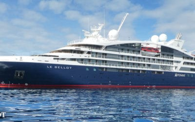 Ponant New Zealand Voyages 2021 Pre-registration