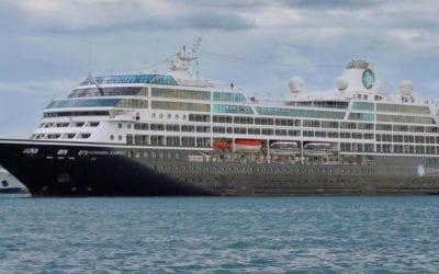 New Zealand Circumnavigation with Azamara Cruises