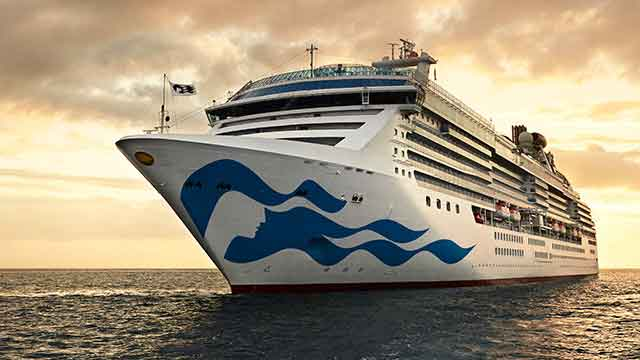 2022 World Cruise From Auckland with Princess Cruises