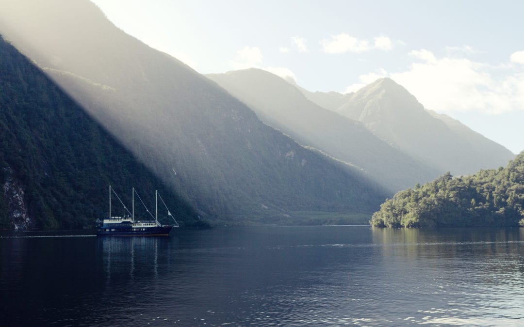 Doubtful Sound Cruise Package