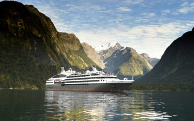 Southland Expedition with Ponant Cruises
