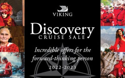 Discovery Cruise Sale with Viking Cruises