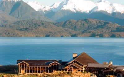 Iconic Luxury Lodges of Fiordland