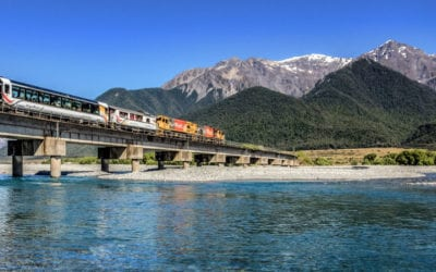 TranzAlpine & West Coast