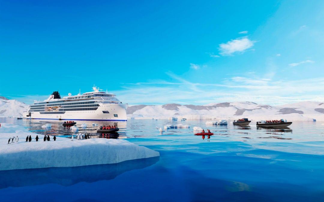Antarctic Explorer with Viking Cruises